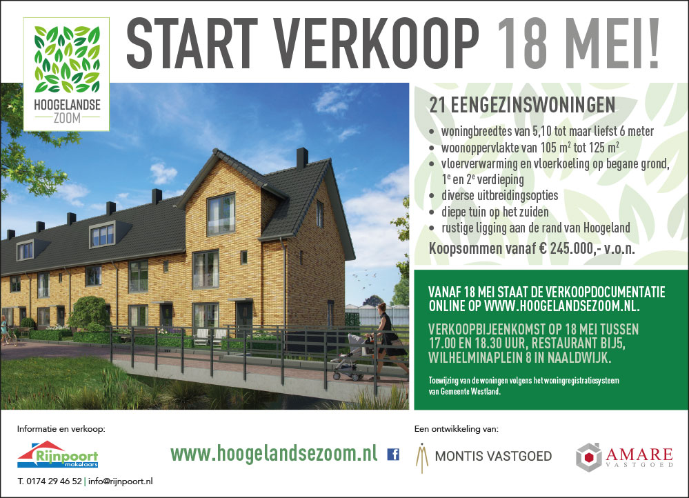 Advertentie-start-verkoop-Hoogelandse-Zoom